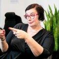 Катри Райк планирует покинуть парламентскую политику: если есть шанс стать мэром Нарвы, надо его использовать