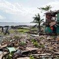 Jõulutaifuun nõudis Filipiinidel vähemalt veerandsada elu