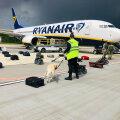 Ryanairi reisilennuki Minskisse suunanud lennujuht põgenes Valgevenest