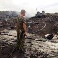 Malaisia reisilennuk kukkus Ukraina-Venemaa piiri lähistel alla.