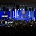 VIDEO | Täissaali ees kõne pidanud Putin: Vaktsineerige! See on ainus viis surmava pandeemia blokeerimiseks