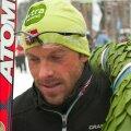 Anders Aukland 2010. aasta Tartu maratoni võitjana