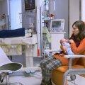 OODATES IMET: Režissöör Aljona Suržikova film on valus lugu lapse kaotusest.