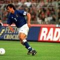 Paolo Maldini Itaalia koondise särgis.