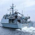 Корабль ВМС Эстонии пополнит боевую группу НАТО
