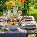 23 IDEED | Kuidas pidada piknik koduaias või eine murul