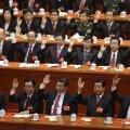 Hiina kommunistliku partei kongressi lõpetuseks valiti uus keskkomitee