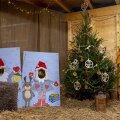 Rännaku lasteaia jõuluvana maja Nõmmel