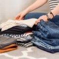 Rõivadisainer jagab häid soovitusi, kuidas riiete eluiga pikendada ja miks tasub just sügisel riidekapp korda teha