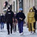 Justin ja Hailey Bieber Pariisis