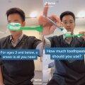 VIDEO | Kui palju hambapastat peaks lisama hambaharjale? Enamasti pannakse täiesti vale kogus