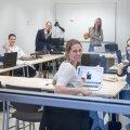 Noored Kooli 12. lennu  õpetajate koolitust Tallinna ülikoolis