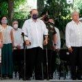 Mehhiko president vabandas maiade ees minevikus toimunud kuritegude pärast