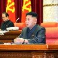 """Põhja-Korea valitseja Kim Jong-un võttis omale isa tiitli """"kallis juht"""""""