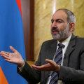 Armeenia peaminister teatas tagasiastumisest