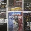Osa Prantsuse meediast lõpetab terroristide fotode ja nimede avaldamise