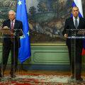Глава дипломатии Евросоюза нацелен на диалог с Россией