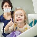 Millal tuleks lapsega esimest korda hambaarsti külastada?