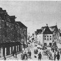 Tallinna Vana-Turg 18. sajandil