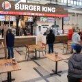 Tallinn, 20.05.2020. Avati Balti jaama Burgerking.