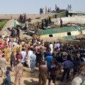 VIDEO | Pakistanis hukkus rongide kokkupõrkes vähemalt 30 inimest