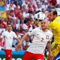 ФОТО и ВИДЕО: Украина не набрала ни одного очка на Евро-2016