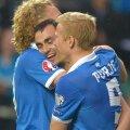 ФОТО: Зенев выполнил годовой план - Эстония победила Сан-Марино!