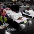 Spetsiaalne kuumalaine varjupaik Portlandis.