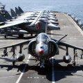 Kaitseväe juhatajale avaldas Itaalias nähtu muljet: lennukikandja Põhja-Euroopa regioonis muudaks oluliselt jõudude tasakaalu