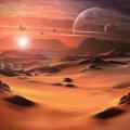 Maaväline elu jäi ligi 60 miljonit tähte hõlmanud uuringus leidmata