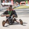 Ibrahim Mukunga finišis.