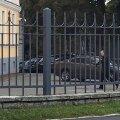 ФОТО: Руководитель Таллиннского порта ходил в КаПо