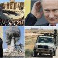 Analüütik: Putin tegi Palmyra kontserdiga kõigile ära ja andis selge sõnumi - siin maksab Moskva sõna