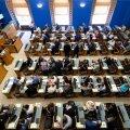 Правительство сделало предложение о созыве внеочередного заседания Рийгикогу