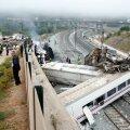 VIDEO ja FOTOD: Hispaania rongiõnnetuses hukkus vähemalt 78 inimest