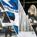 Estonian Air, talv, Kulmuna gala