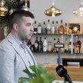 VIDEO | Andrei Vesterinen: politsei väited ei vasta tõele. Peep Talvingu ründamise ajal viibisin mujal ning sellest on videosalvestis