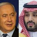 Iisraeli meedia teatel käis peaminister Netanyahu Saudi Araabias kroonprintsiga kohtumas