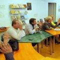 Nemad hääletasid ühinemise poolt. Foto: Tamsalu Ajaleht