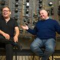 HEAS TUJUS: Kahe energiatöösturi iseloomud sobivad hästi. Sageli arutavad mehed õllelauas nalja visates maailma asju. Siis on vähem juttu energeetikast, rohkem kõigest muust.