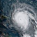 Orkaan Irma purustas Barbuda saarel tuule kiirust mõõtva riista