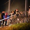 Ungari sulges põgenikevoolu tõttu piiri Horvaatiaga