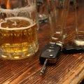 Pärnumaal tabati täna hommikul kuus alkoholi tarvitanud juhti