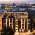 ФОТО   Какие виды! Загляните внутрь восстановленного жилого здания Ambassador в центре Таллинна