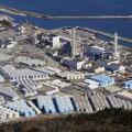 Fukushima Daiichi tuumajaam, esiplaanil veemahutid
