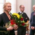 2014. aasta Bonnieri preemia võitja Kärt Anvelt