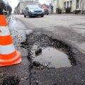 Raimond Kaljulaid: Tallinna teed on halvas seisus. Miks?
