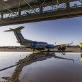 FOTOD JA VIDEO | Eesti lennukimeeskond valvab kuu aega Hispaania lõunapiiri