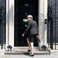 Briti julgeolekuteenistused nurjasid islamistide vandenõu peaminister May mõrvamiseks