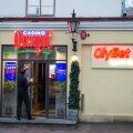 ФОТО: В казино в центре Таллинна обнаружен труп пожилого мужчины